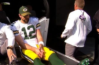Troy Aikman explains why Aaron Rodgers' injury spells trouble for the Green Bay Packers