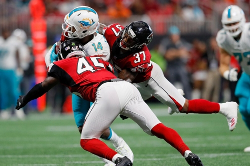Ricardo Allen points to execution as the culprit for the Falcons' poor second half defense