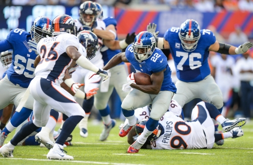 Giants vs. Broncos: Live updates from Twitter