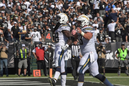 Chargers-Raiders Final Score: Los Angeles Chargers Defeat the Oakland Raiders 17-16