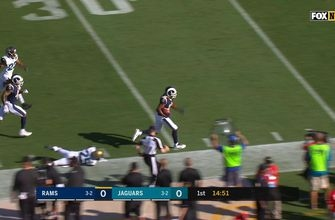 HOT START:The Rams and Jaguars both came out firing to start their game in Jacksonville