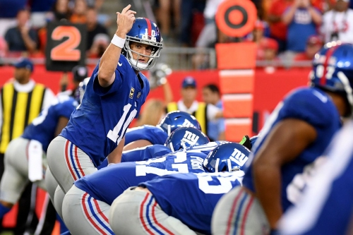 Giants, Broncos to cap off an NFL Sunday with a whimper?