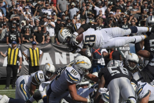 Good, Bad and Ugly from Los Angeles Chargers win over the Oakland Raiders