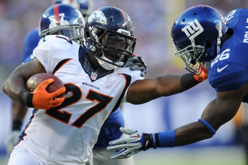 Sunday Night Football open thread: Giants at Broncos
