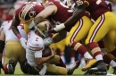 49ers are 1st NFL team to lose 5 games in row by 3 or fewer