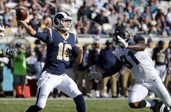 Rams score twice on special teams, beat Jaguars 27-17 (Oct 15, 2017)