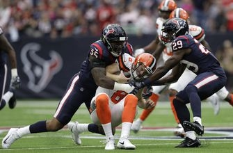 Browns remain winless after another QB struggles