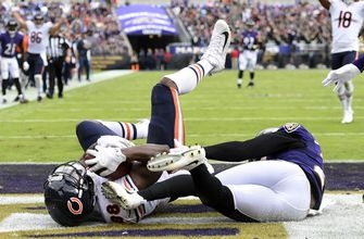 Bears run all over defenseless Ravens in uplifting victory