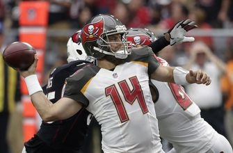 Buccaneers' comeback falls short in 38-33 loss to Cardinals