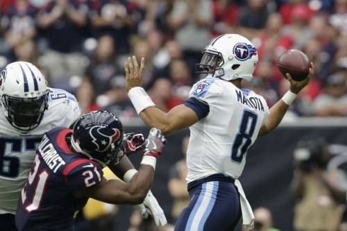 Report: Marcus Mariota to play against the Colts