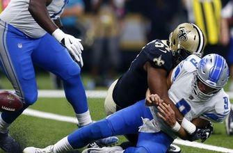 Ingram-Kamara tandem blossoms in Saints' win over Lions