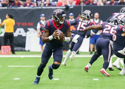 """McCourtey: Watson Made A """"Huge Difference"""" For Texans Offense"""