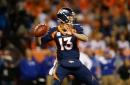 Trevor Siemian (shoulder) returns to game against Broncos