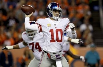 Manning, Pierre-Paul and rest of Giants stun Broncos 23-10 (Oct 15, 2017)