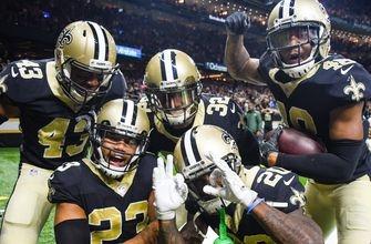 Saints' big-play defense fuels wild 52-38 win over Lions