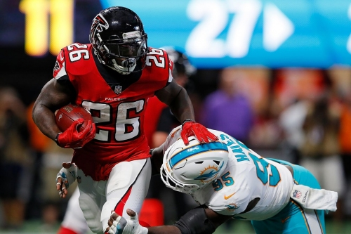 The Falcons have become unbalanced on offense the last two games