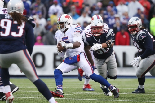 AFC playoff picture, Week 6: Buffalo Bills fall out of first place during bye