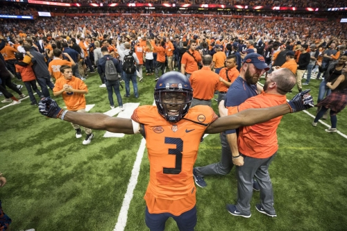 Syracuse football opens as 13.5-point underdogs vs. Miami