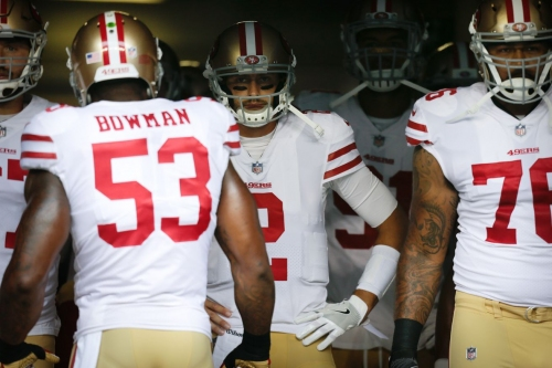 Report: Browns for some reason interested in LB NaVorro Bowman