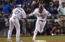 MLB Roundup 10/16: Dodgers walk it off in Game Two