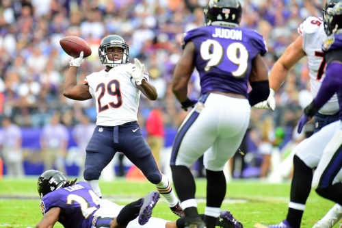 Ravens vs. Bears: Notes from an emotional rollercoaster of a game