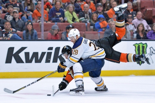 Ducks vs Sabres: MORNING THOUGHTS