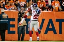 Giants secondary calls Siemian out for poor play