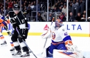Islanders News: : Lost opportunity, Lost Angeles