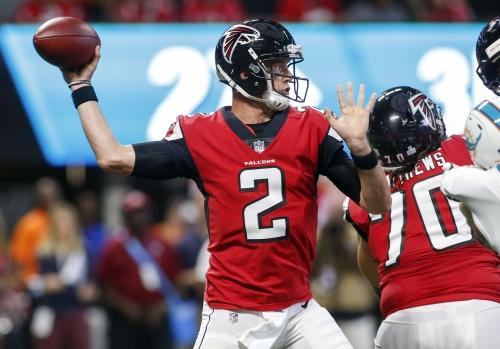Matt Ryan, Keanu Neal earn top PFF grades for Falcons in Week 6