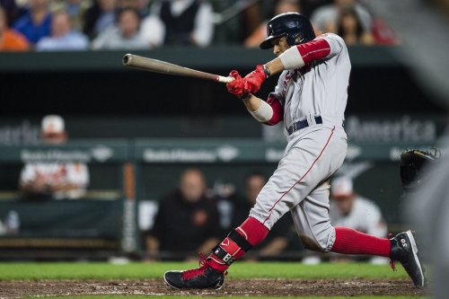 2017 Red Sox Review: Mookie Betts