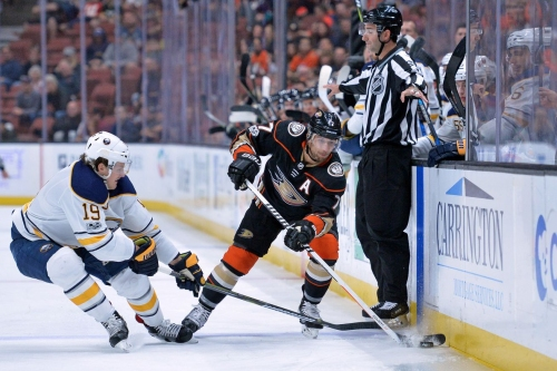 Three Things We Learned From Ducks vs. Sabres