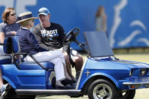 What are the Detroit Lions missing?