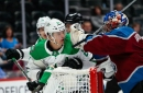 After a Banner Year, Antoine Roussel Is Having Some Trouble
