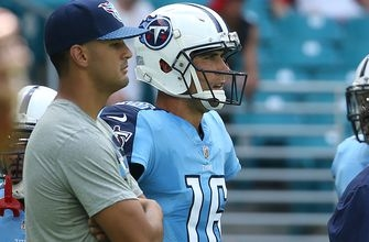 Colts still don't know if they'll face Mariota or Titans backup QB Cassel