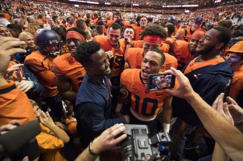 Syracuse football returns to bowl watch!