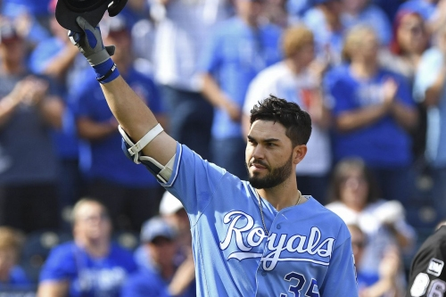 The Cardinals should not consider Eric Hosmer