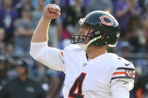 Snap counts, stats and more: Chicago Bears vs Baltimore Ravens