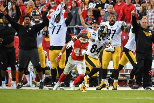 AFC North Standings: Steelers take control; Ravens on the brink