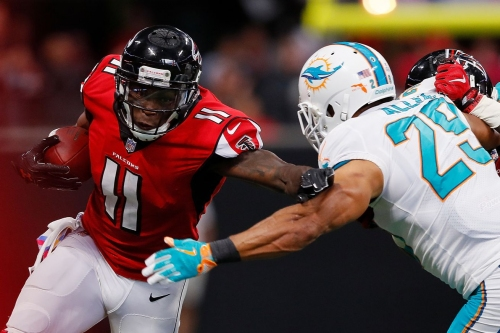Julio Jones is getting his targets, but the Falcons aren't making the most of them
