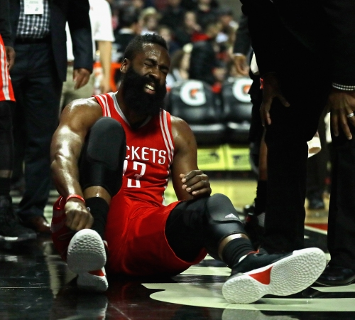 Rockets had the healthiest roster in the NBA last season
