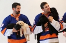 A Ruff Day with the Islanders