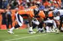Broncos RT Menelik Watson may have a serious calf injury