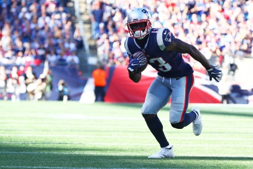The Colts have already won the Phillip Dorsett trade with the Patriots