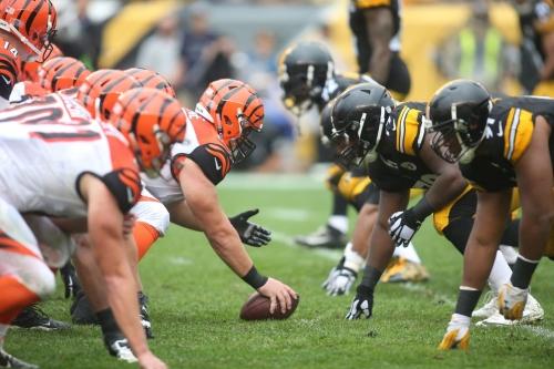 NFL Week 7 2017: Cincinnati Bengals at Pittsburgh Steelers