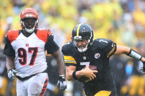 NFL Week 7 odds: Bengals open as sizable underdog to Steelers
