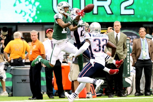 Jets fumble wasn't even the refs' worst call of day
