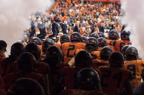 Syracuse claims college football's lineal championship belt for first time