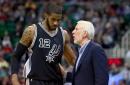 Report: LaMarcus Aldridge and Spurs are talking extension
