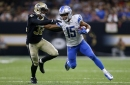 Report: Golden Tate likely to miss 'a few weeks' with shoulder injury