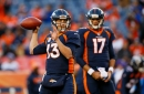 Should the Broncos bench Trevor Siemian for Brock Osweiler?